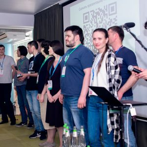Фото с WordCamp Saint Petersburg 2018